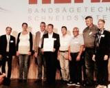 Die stolzen Preisträger