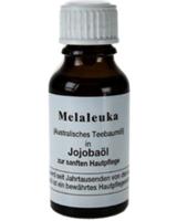 Teebaumöl - Melaleuka in Jojobaöl