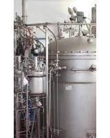 Fermenter Kaskade 7200 Liter Anlagenbau durch bbi-biotech GmbH