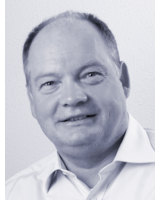 Volker Welzel von der Johannes Müller Wirtschaftsberatung (BDU)
