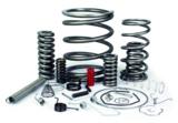 Die Reiber GmbH fertigt Druck-, Zug- und Schenkelfedern sowie Drahtbiegeteile und Ringe.