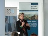 Director's Channel Gründerin Dr. Viktoria Kickinger beim Board Dialog