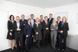 Die Factoring-Mannschaft der Aktivbank AG arbeitet im Team für optimale Factoring-Abläufe.