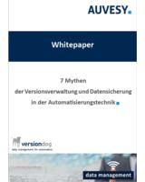 Whitepaper Versionsverwaltung & Datensicherung in der Automatisierungstechnik