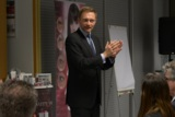 FDP-Chef Christian Lindner bei PM-International in Speyer