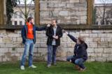 Co-Founder sentibar: Dr. Tobias Pfaff, Fahad Siddiqui, Dr- Ulrich Schoof