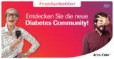 Hilfe bei Diabetes: mein-buntes-leben.de