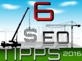 6 SEO Tipps 2016 - Webseite erstellen und Suchmaschinenoptimierung in Frankfurt FenixAM Webdesign