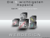 Die fünf wichtigsten Aspekte des Webdesigns - Webseiten erstellen Frankfurt FenixAM