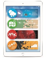 Alle relevanten Fluginformationen auf einen Blick dank der SkyNavPro™ Software.