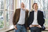 Die beiden Geschäftsführer Jörg Ganal und Heiko Haenler