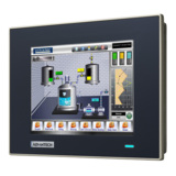 "Industrial Flat Panel Monitor FPM-7061T-R3AE mit 6,5"" TFT Farb-Display und resistivem Touchscreen"