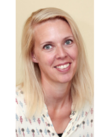 Catrin Schulze fordert eine gesunde, ausgewogene Schulverpflegung.  © Holger Bernert