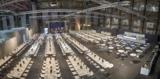 Die Kraftzentrale gehört zu den größten Veranstaltungshallen Duisburgs. © Holger Bernert