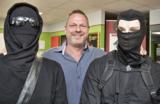 Andreas Geelen bietet mit seinem hochwertigen Sicherheitskonzept Schutz vor Einbrechern. © Bernert