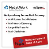 NoSpamProxy auf der it-sa 2016