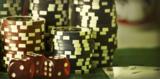 Spielchips in Casino