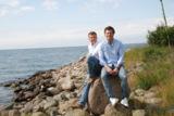 Hinter Swedix stehen die Firmengründer und Brüder Pierre (links) und Paul Maielli aus Schweden.