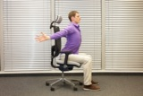 Ergonomisches Sitzen // (c) Marcin Balcerzak / Shutterstock