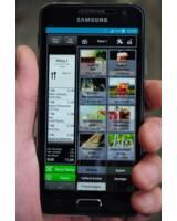 """""""Kasse Speedy"""" ist ein Kassensystem für Tablets und Handys."""