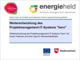 Investitions- und Förderbank Niedersachsen - NBank fördert innovative Handwerkersoftware