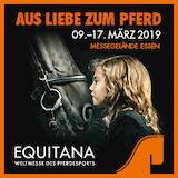 Iberosattel auf der Equitana 2019