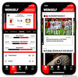 prodot hat an der Backend-Entwicklung für die neue Bayer 04 Leverkusen Fan App mitgewirkt.