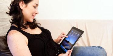 """Weil Tablet-PCs weder das Smartphone noch das Net- bzw. Notebooks ersetzen können, sind sie für die meisten nur ein """"Nice-to-have""""."""