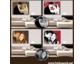 Persönliches Geschenk zur Hochzeit - Porträt vom Hochzeitspaar im Retro- oder Popart-Stil