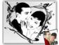 Originelles Geschenk zum Valentinstag - Die Liebe in einem Kunstwerk verewigen