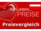 Wir-Lieben-Preise öffnet den Preisvergleich für Händler aus Österreich
