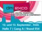 mailingwork begeistert auf dmexco mit innovativen Tools
