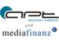 apt-webshop-system mit neuer Schnittstelle zum Online-Inkasso Mediafinanz
