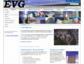 EVG Entwicklungs- und Verwaltungsgesellschaft für Geschäfts- und Freizeitzentren ab sofort mit eigener Homepage