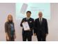 Auszeichnung für Ingenicos Basisterminal iPP350 mit girogo-Funktion