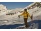Trainieren im Windschatten der Ski-Elite auf dem Mölltaler Gletscher