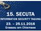 15. SECUTA Information Security Tagung 2016