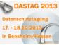 DASTAG Datenschutztagung 2013 in Bensheim bei Frankfurt