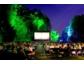 Ambient Light für Open Air Kino