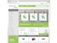 Der triKulina Gastro-Onlineshop, übersichtlich in schönem neuen Design