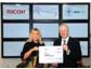 Ricoh Deutschland spendet 11.000 Euro an Deutschen Kinderschutzbund