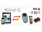 Apple (MFi) zertifizierte Barcode und RFID Scanner von PANMOBIL