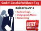 Ankündigung 5. GmbH-Geschäftsführer-Tag in Köln