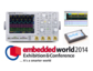 Messtechnik auf der Embedded World 2014