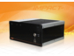 Leistungsfähiger lüfterloser Embedded-PC mit multiplen PCIe-Steckplätzen