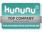 """Die Absatzkanzlei erhält Gütesiegel """"Top Company"""" von kununu.com"""