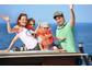 Echter Rabatt für Familien: Hausbootcharter jetzt auch mit Familienrabatt in der Hochsaison