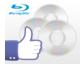 Facebook archiviert Daten auf Blu-Rays
