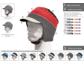 Jetzt noch individueller: Kopfschutz für Alltag und Freizeit von helt-pro® zum Selbstgestalten
