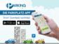 App revolutioniert das Parken